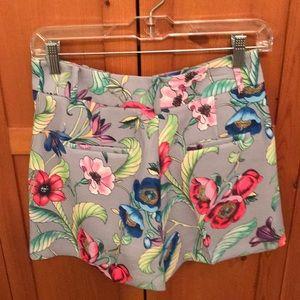 Ann Taylor Shorts - NWTS Ann Taylor Tropical floral shorts 2P